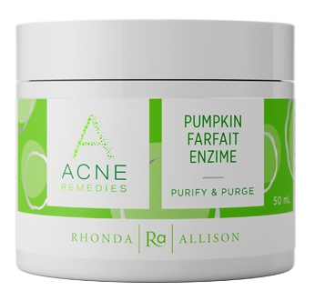 Rhonda Allison Pumpkin Parfait Enzyme - Acne Remedies