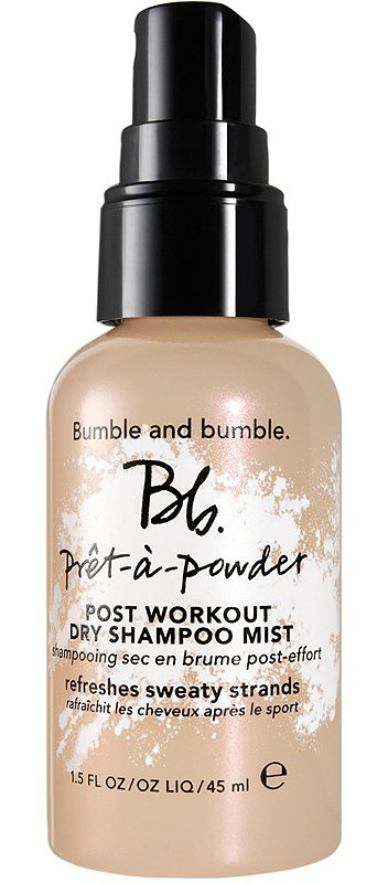 Bumble And Bumble Pret A Powder Post Workout Dry Shampoo Mist