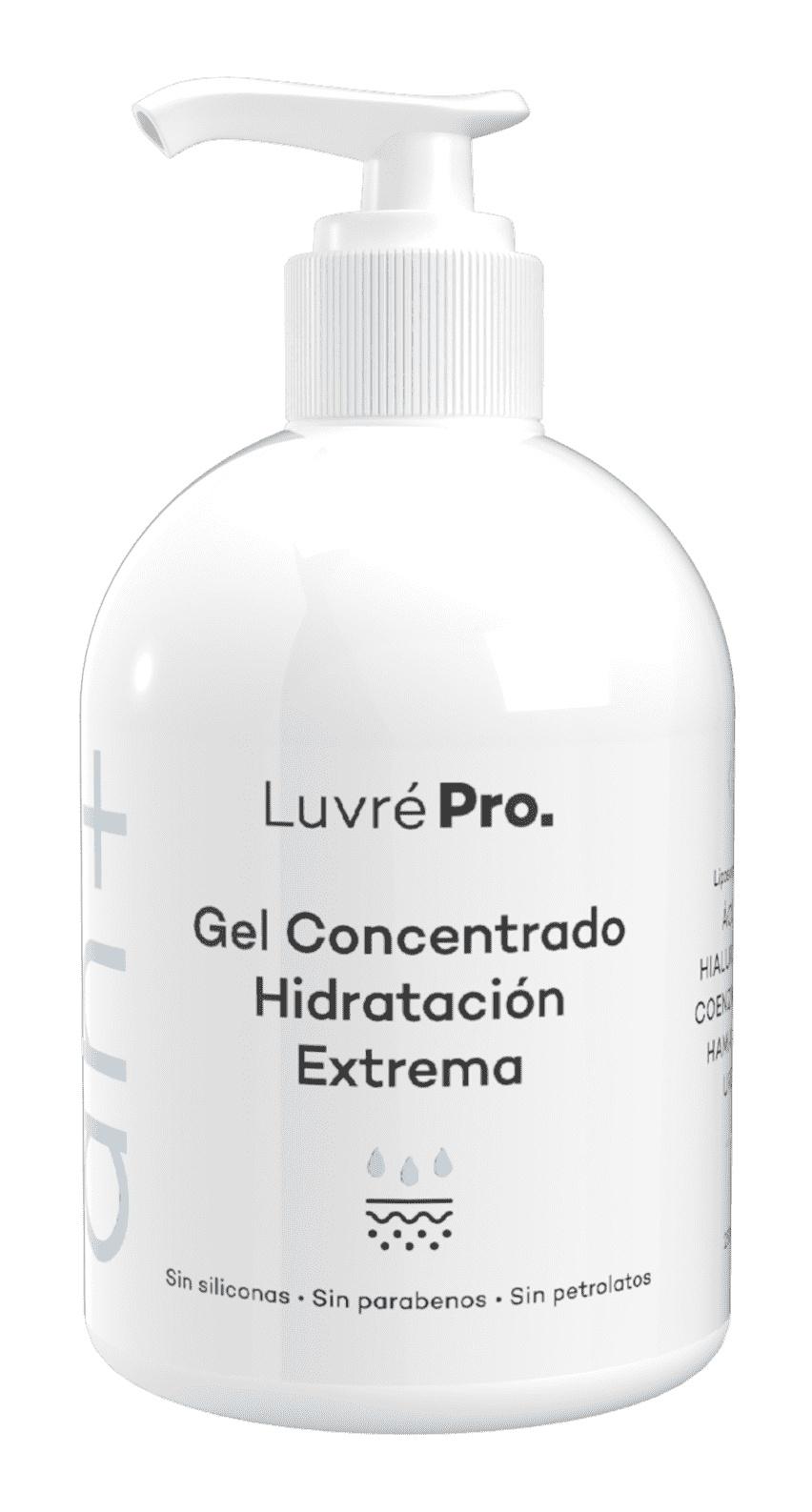 LuvrePro Gel Concentrado Hidratación Extrema