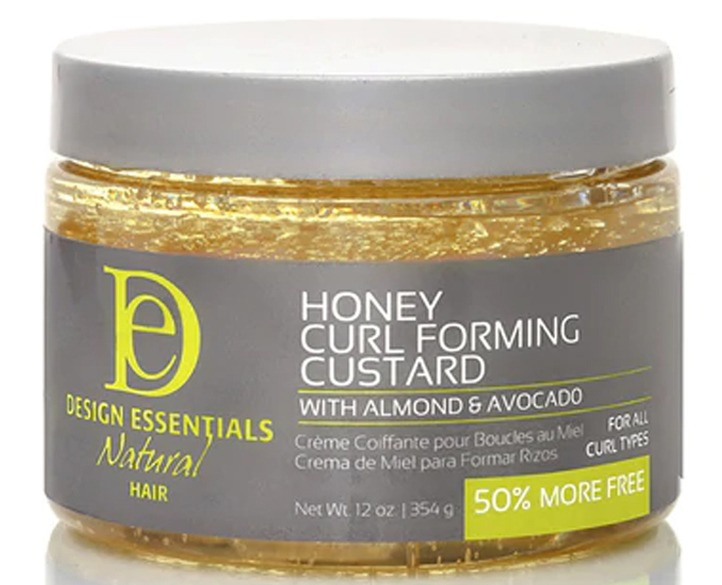 Design Essentials Honey Curl Forming Custard