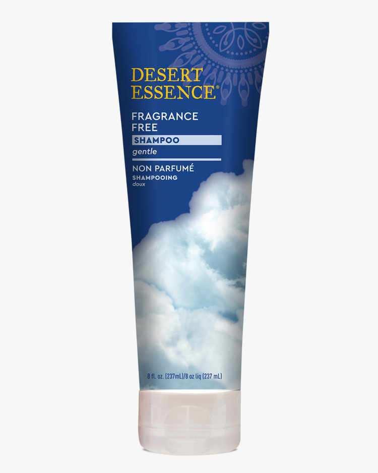 Desert Essence Fragrance Free Shampoo