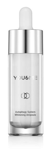 You&me Autophagy System Whitening Ampoule