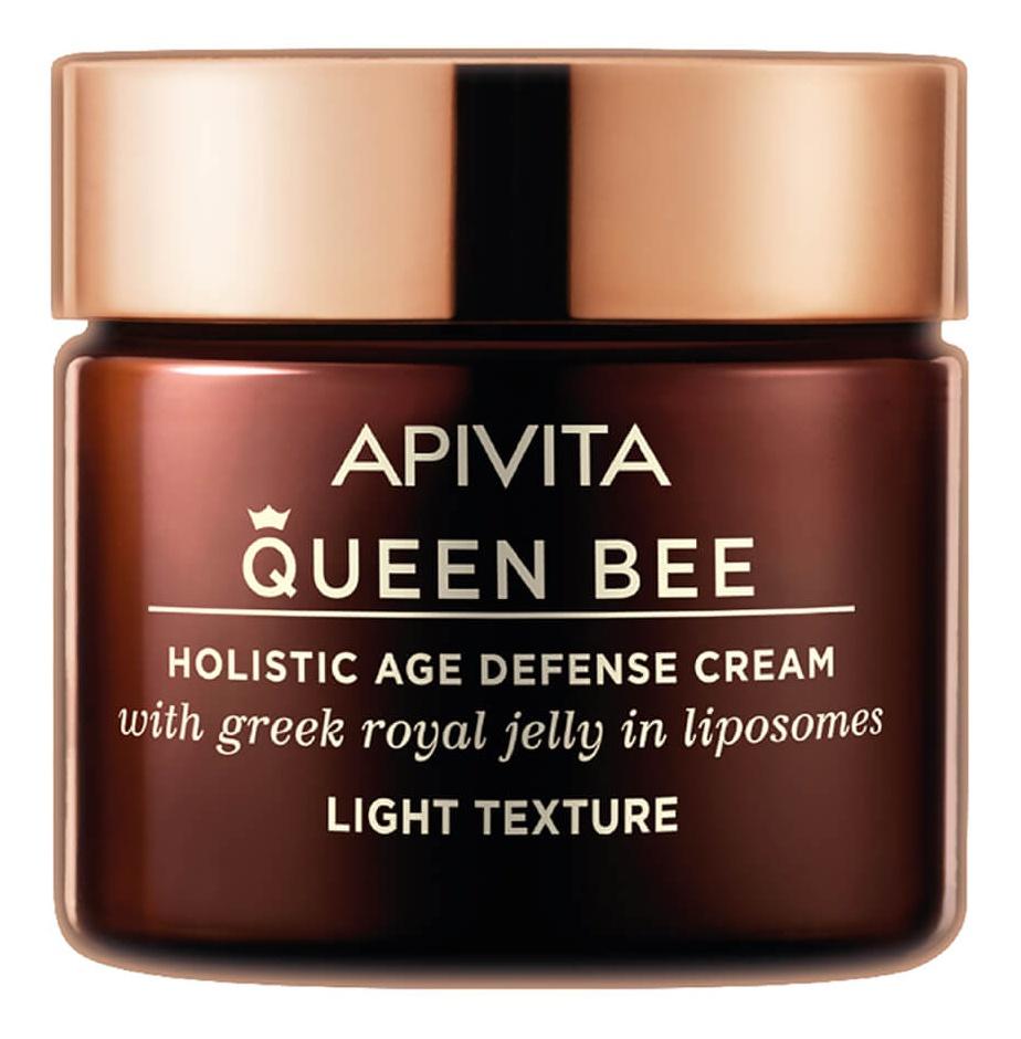 Apivita Queen Bee Holistic Age Defense Cream (Light Texture)