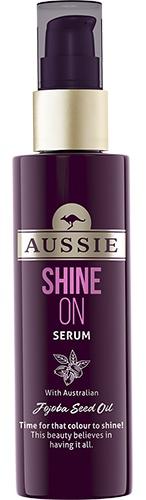 Aussie Shine On Hair Serum With Australian Jojoba Seed Oil