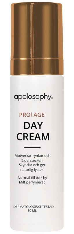 Apolosophy Pro-Age Rosé Day Cream