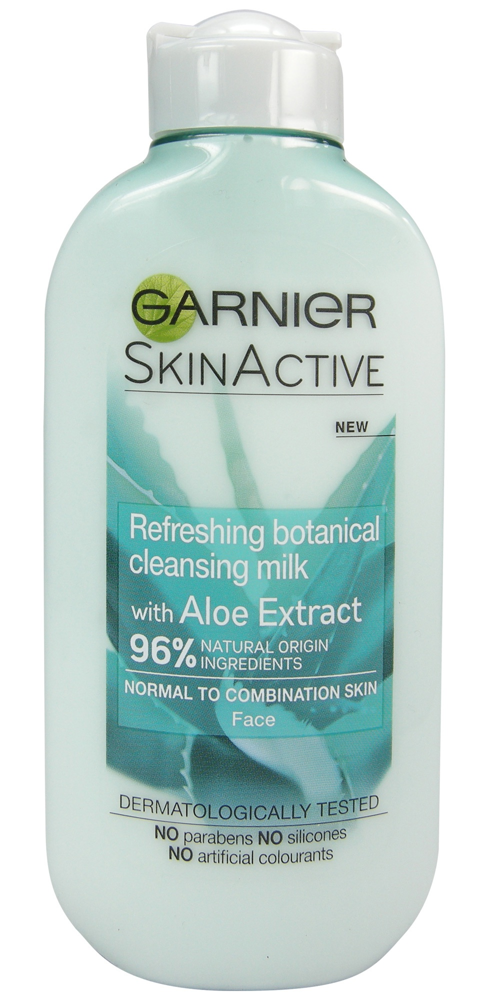 Garnier Skinactive Refreshing Botanical Cleansing Milk With Aloe Extract