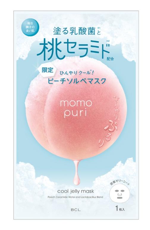Momo Puri Cool Jelly Mask