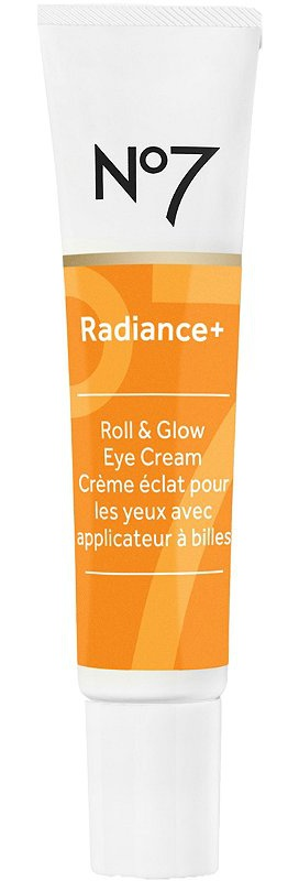 No. 7 Radiance+ Roll And Glow Eye Cream