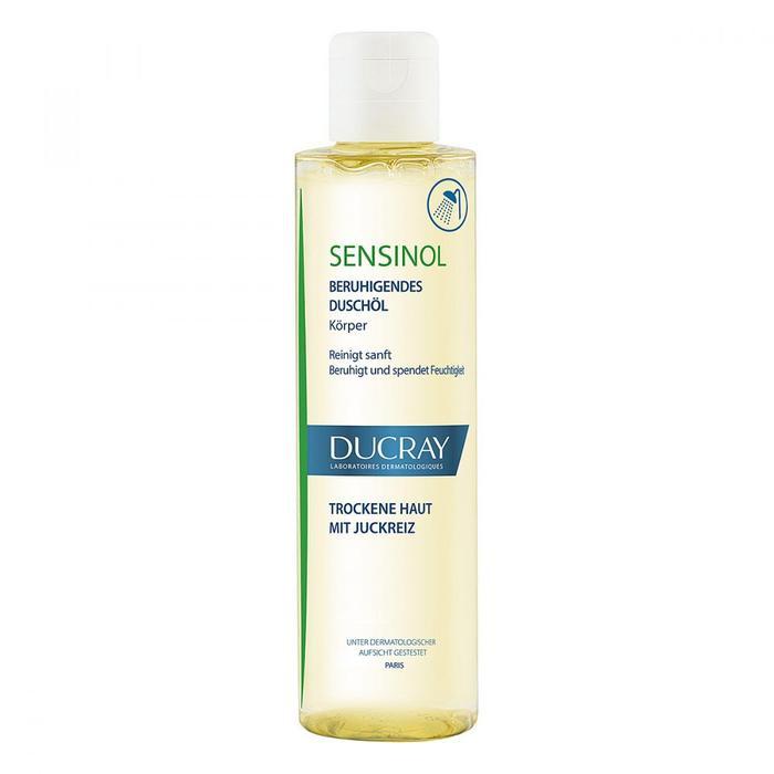 Ducray Sensinol Shower Oil