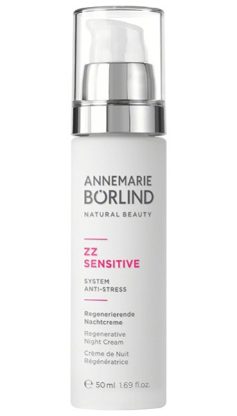 Annemarie Börlind Zz Sensitive System Anti-Stress Regenerative Night Cream