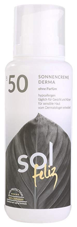 Sol Feliz Dermatological Sunscreen - Spf 50