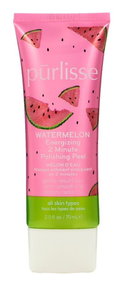 Purlisse Watermelon Energizing 2 Minute Polishing Peel