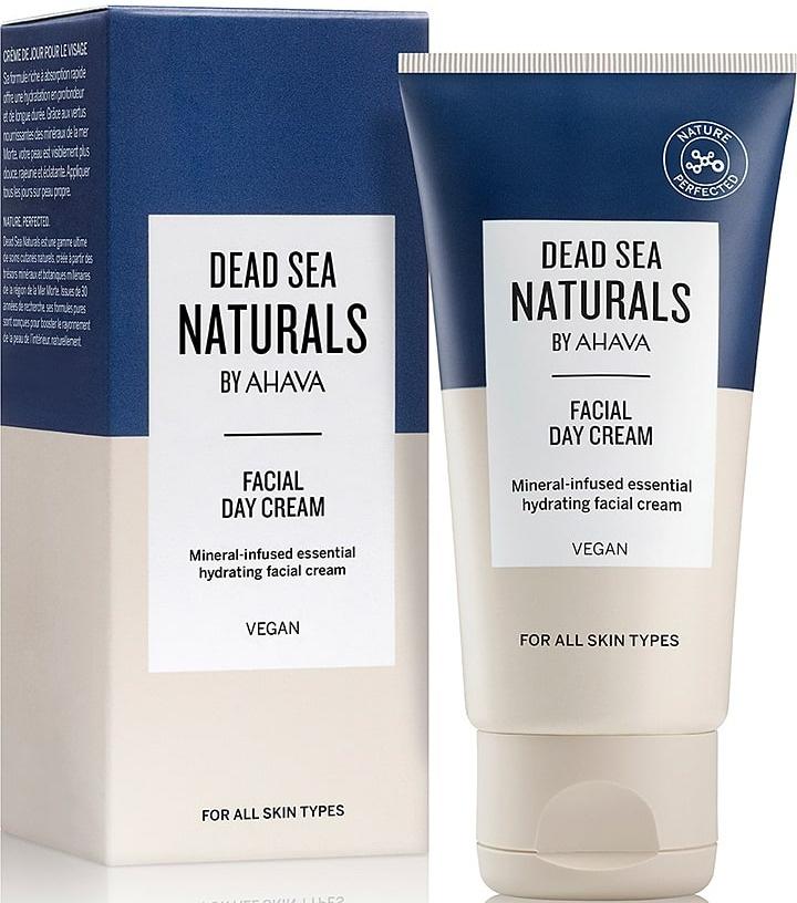 Ahava Dead Sea Naturals Facial Day Cream