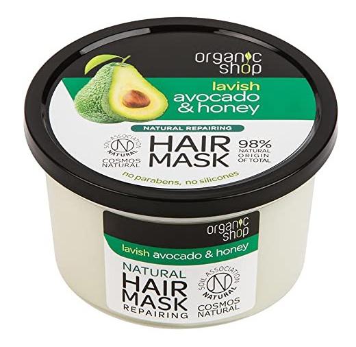 Organic Shop Natural Repairing Hair Mask