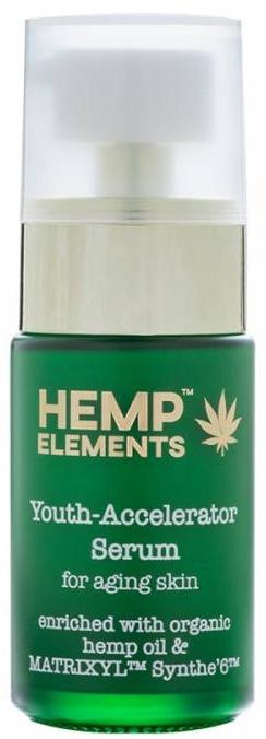 Hemp Elements Youth Accelerator Serum