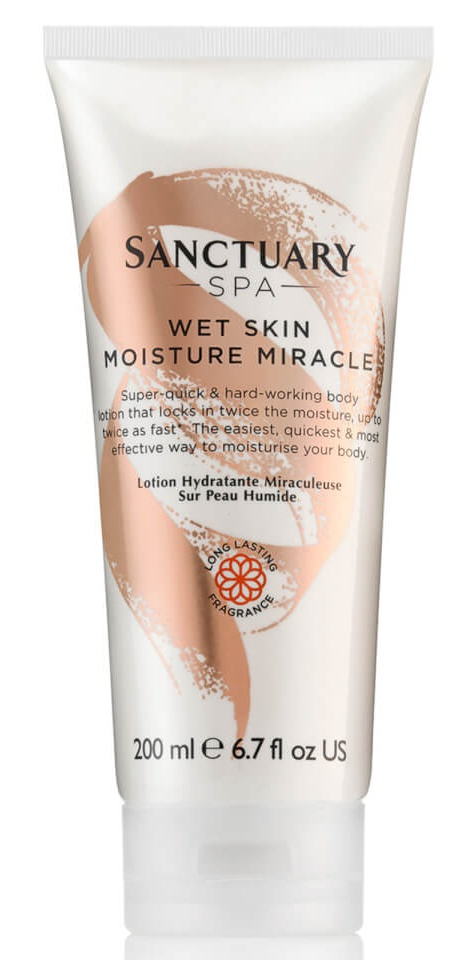 Sanctuary Spa Wet Skin Moisture Miracle