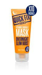 Quick Fix Vitamin C Miracle Mask Overnight Glow Boost