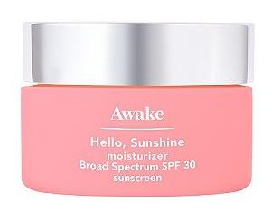 Awake Beauty Hello, Sunshine Moisturizer
