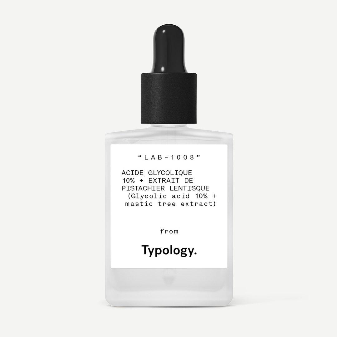 Typology Exfoliating Serum 10% Glycolic Acid