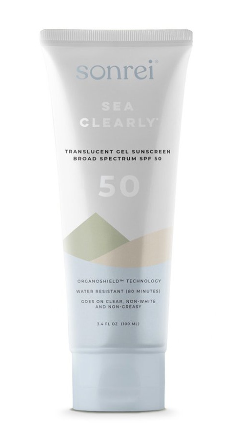 Sonrei Sea Clearly® Gel Sunscreen Spf 50