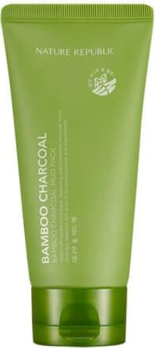 Nature Republic Bamboo & Charcoal Mud Pack