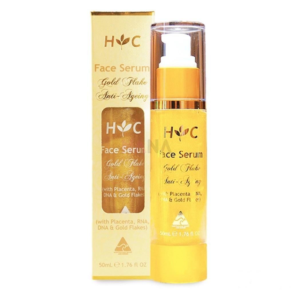 HC Face Serum Gold Flake Anti-Ageing