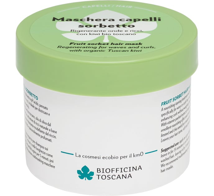 Biofficina Toscana Fruit Sorbet Hair Mask