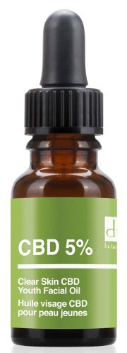 Dr Botanicals Clear Skin Youth Cbd Facial Oil