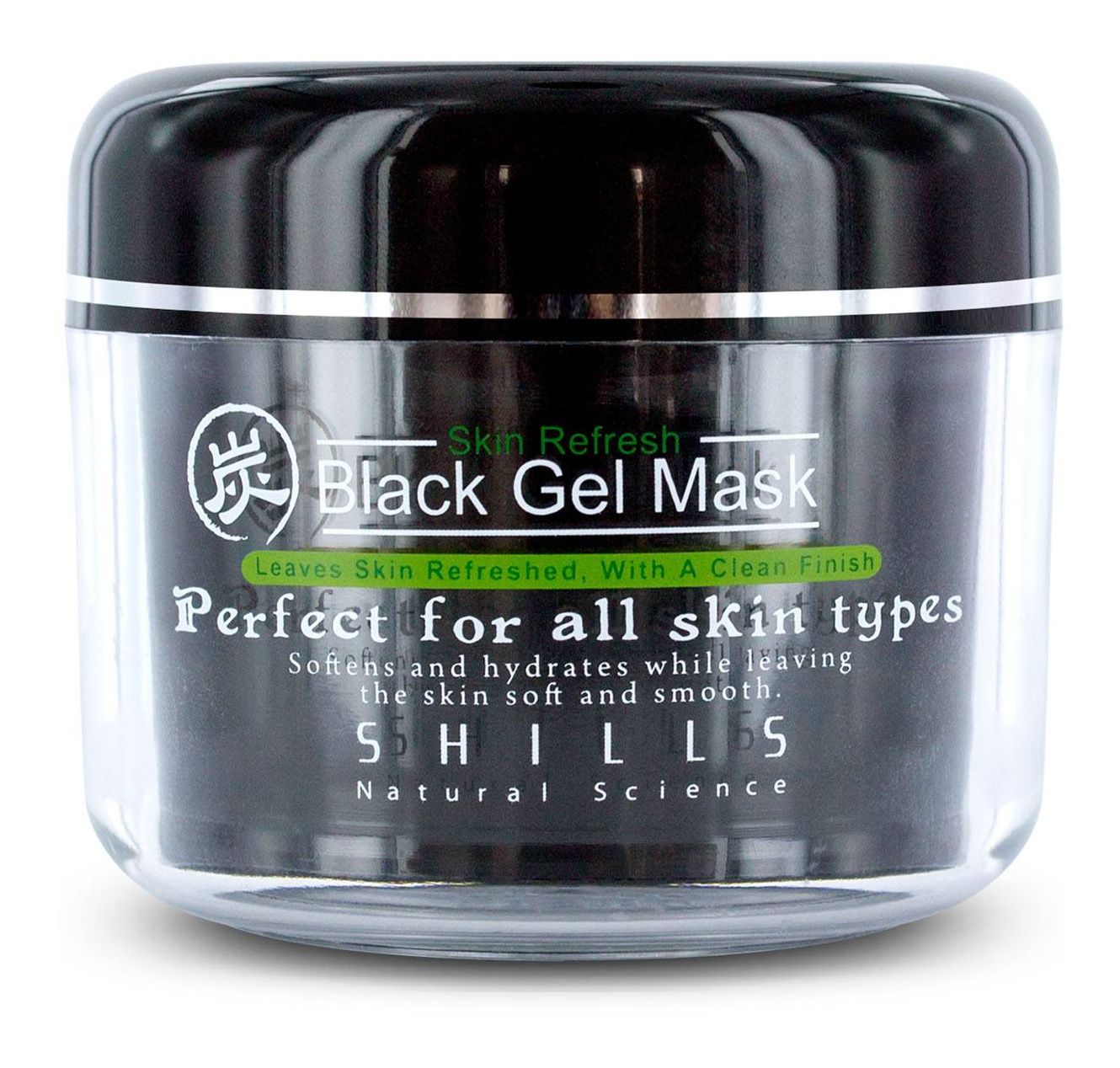Shills Black Gel Mask
