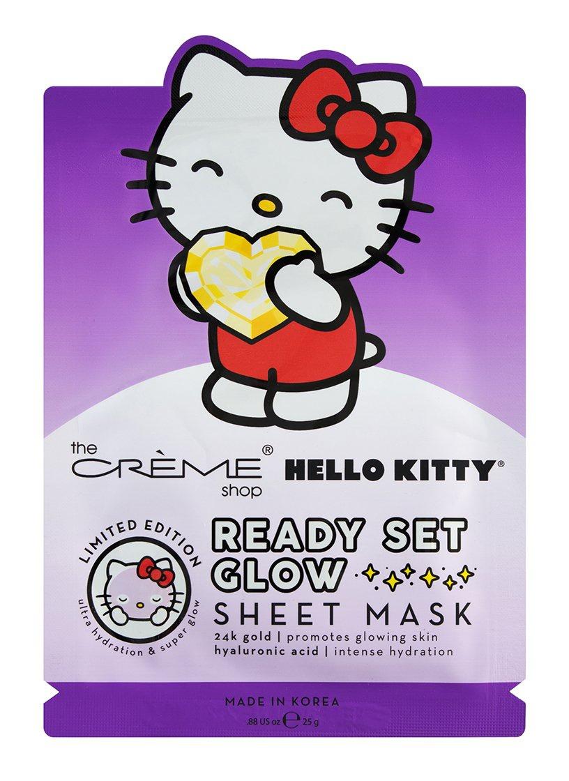 The Creme Shop X Hello Kitty Ready Set Glow Mask