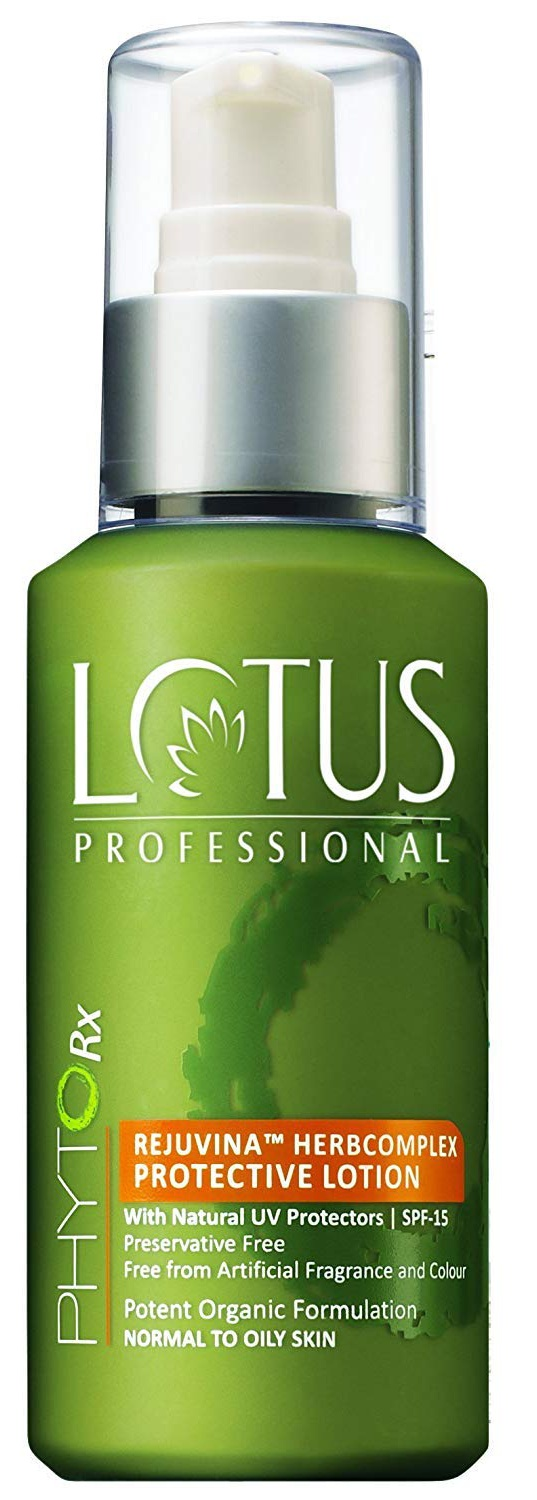 Lotus Professional Phyto-Rx Rejuvina Herbcomplex Protective Lotion Spf 15