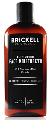 Brickell Men's Products Daily Essential Face Moisturizer For Men