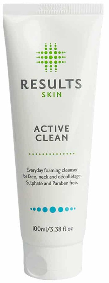 Results Skincare Active Clean