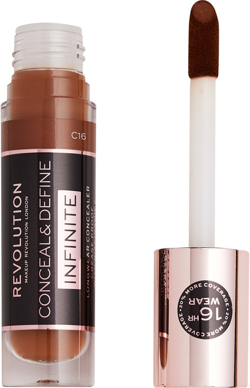 Makeup Revolution Conceal & Define Infinite Xl Concealer