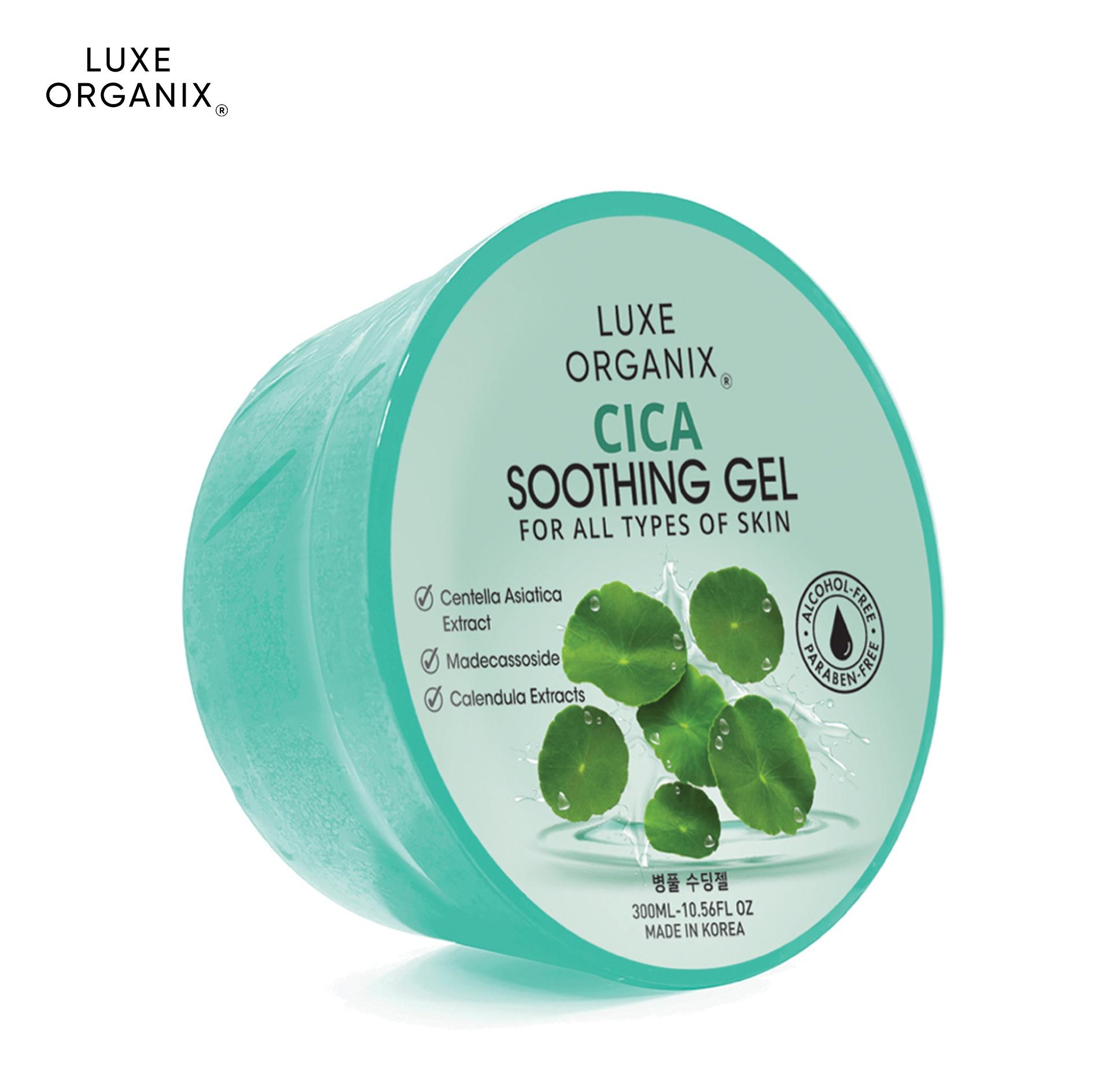 Luxe Organix Cica Soothing Gel