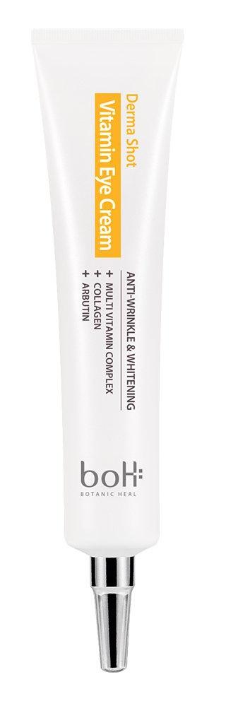Botanic Heal boH Derma Shot Vitamin Eye Cream Duo Set