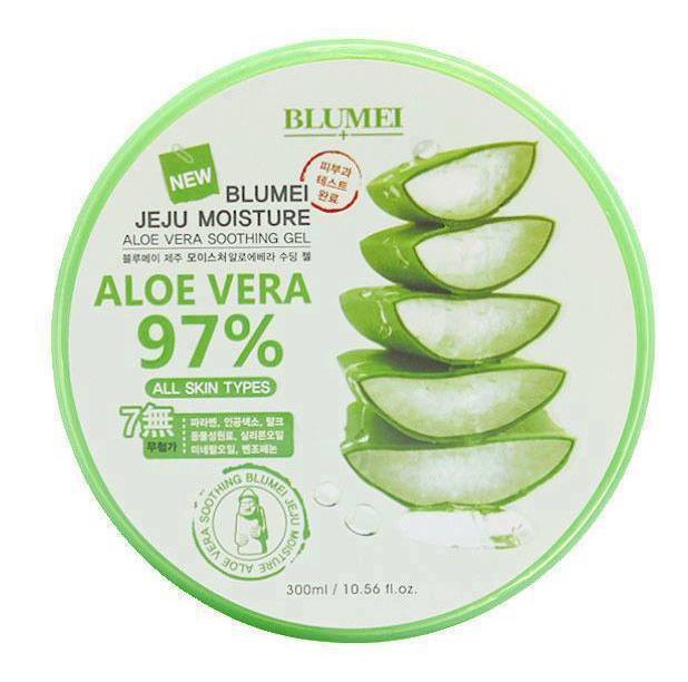 BLUMEI Jeju Moisture Aloe 97% Soothing Gel