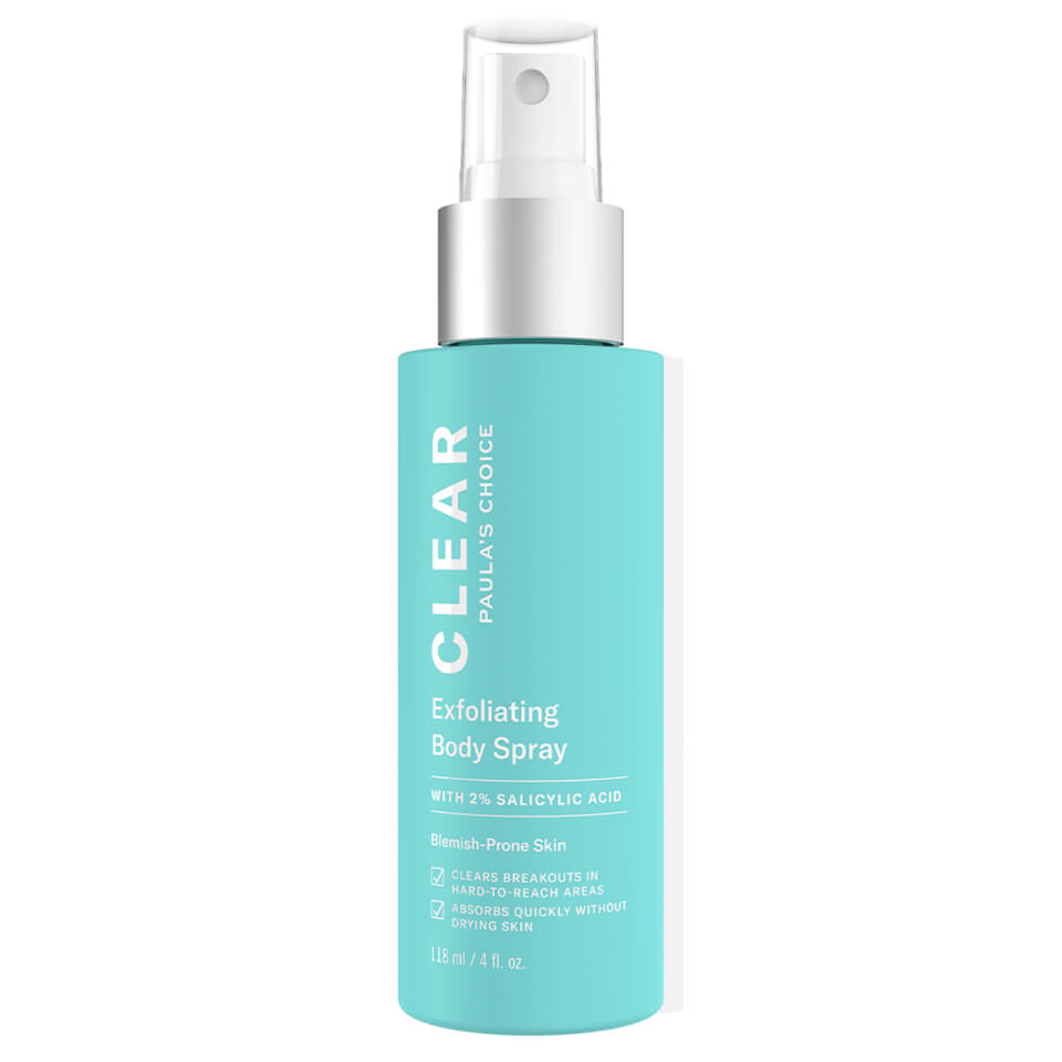 Paula's Choice Clear Exfoliating Body Spray