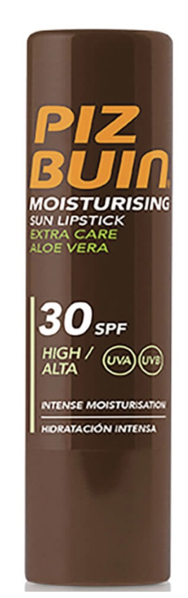 Piz Buin Moisturising Lipstick Spf 30 - Aloe Vera