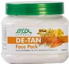 SSCPL Herbals Detan Face Pack