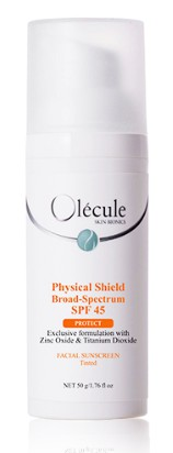 Olecule Physical Shield Spf 45 Tinted