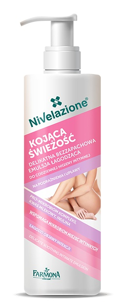 Farmona Nivelazione Soothing Freshness Delicate Intimate Emulsion Fragrance-Free