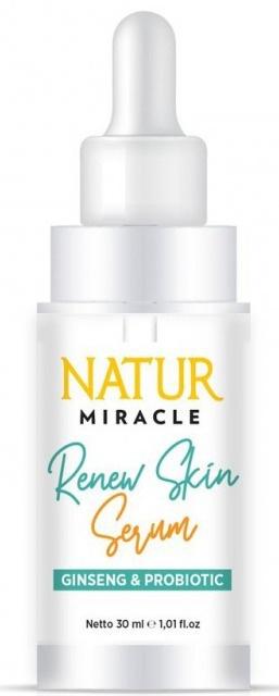 Natur Miracle Renew Skin Face Serum : Ginseng & Probiotic