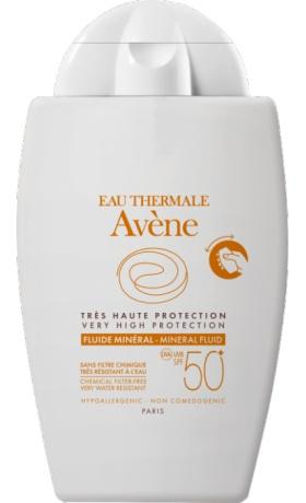 Avene Mineral Fluid Spf 50