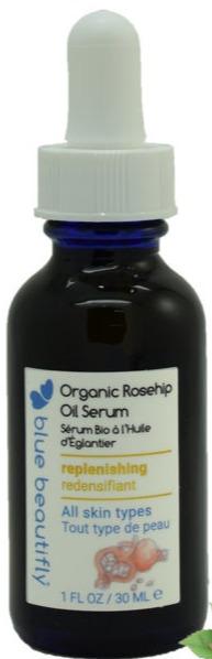 Blue Beautifly Organic Rosehip Oil Serum