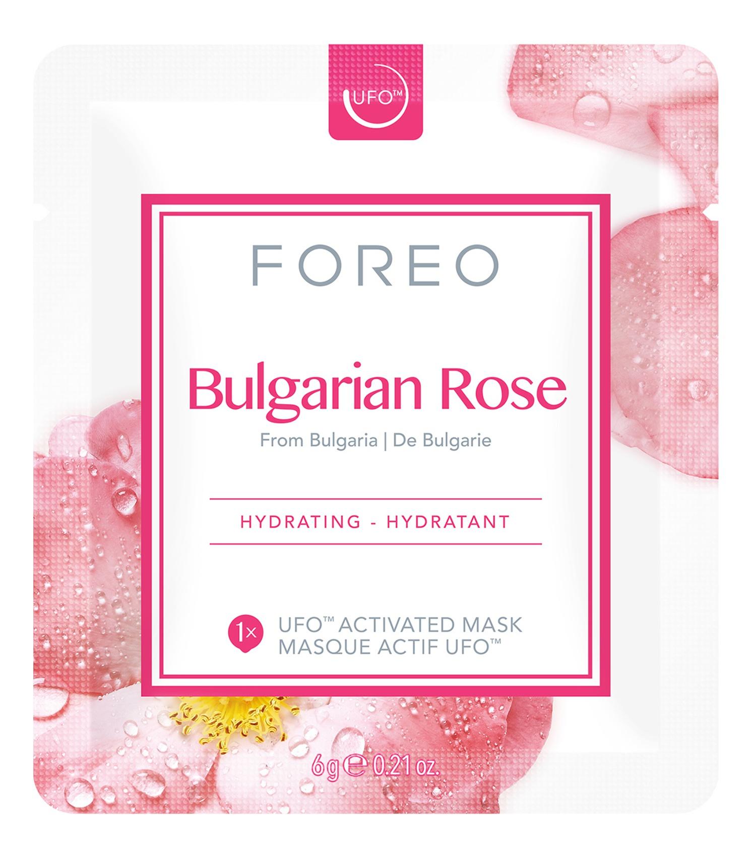 FOREO Bulgarian Rose Mask