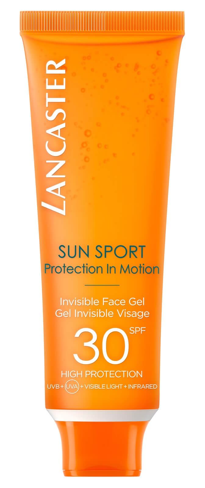 Lancaster Sun Sport Invisible Face Gel SPF30