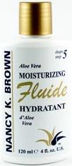 Nancy K Brown Aloe Vera Moisturizing Fluide