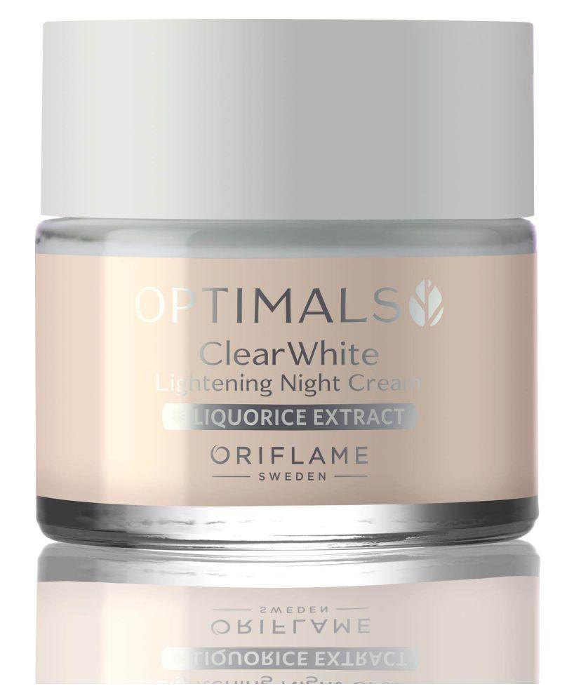 Oriflame Clear White Lightening Night Cream