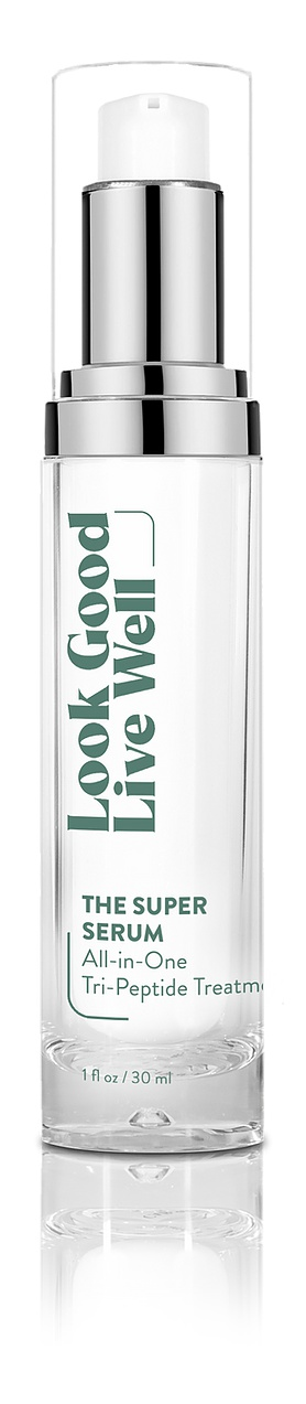 Look Good Live Well The Super Serum - All-In-One Tri-Peptide Treatment